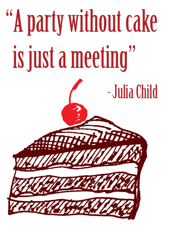On the importance of dessert: