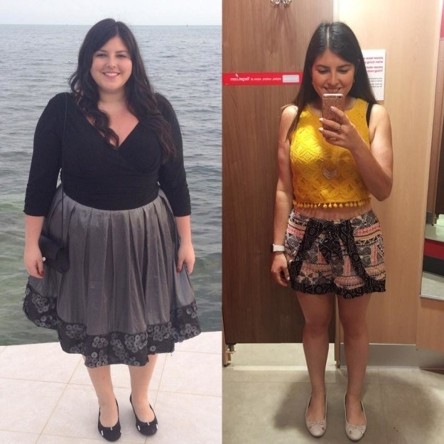 i lost weight and guys started noticing me