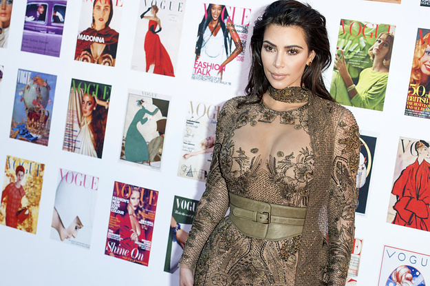 Kim Kardashian Explained Why She Doesn't Label Herself A Feminist
