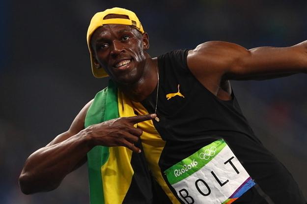 Usain Bolt Has Never Run A Full Mile