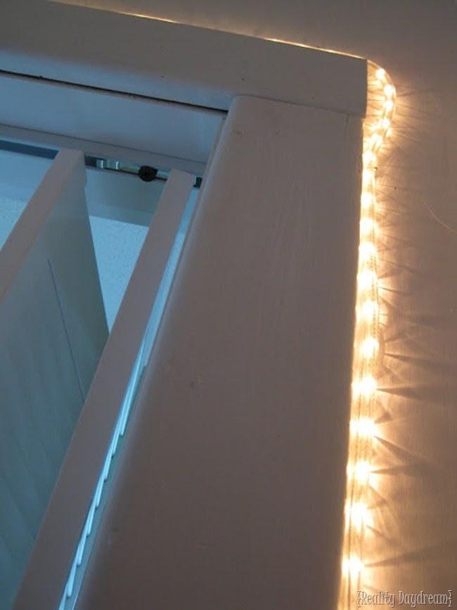 Cool Wenn Du kein Licht in Deinem Schrank hast nimm einen Lichtschlauch