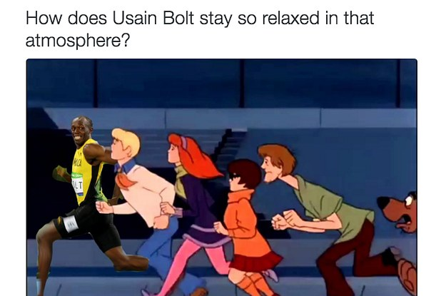 Literally Just 24 Tweets About The Amazingness That Is Usain Bolt