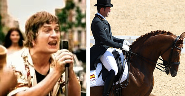 """A Horse Just Danced To Carlos Santana's""""Smooth"""" And It's Pretty Much"""