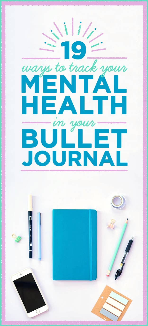 Heres how to use a bullet journal for better mental health share on facebook share pronofoot35fo Choice Image