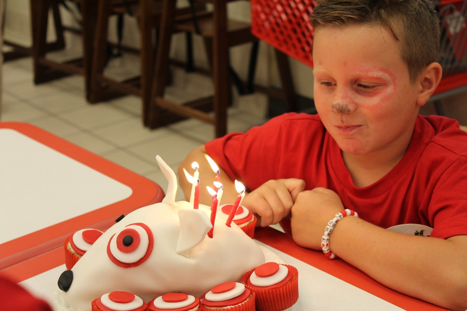 Awesome This Kid Had His Birthday Party At Target And It Was Everything Funny Birthday Cards Online Aboleapandamsfinfo