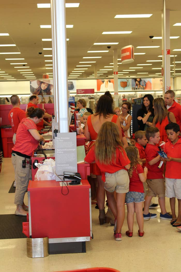 This Kid Had His Birthday Party At Target And It Was Everything