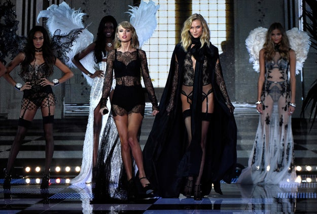 Karlie Kloss is a Victoria's Secret supermodel and Taylor's best friend.