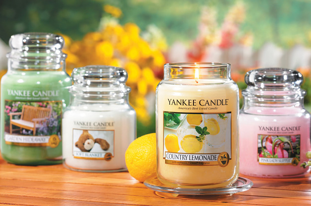 which yankee candles actually smell the best. Black Bedroom Furniture Sets. Home Design Ideas