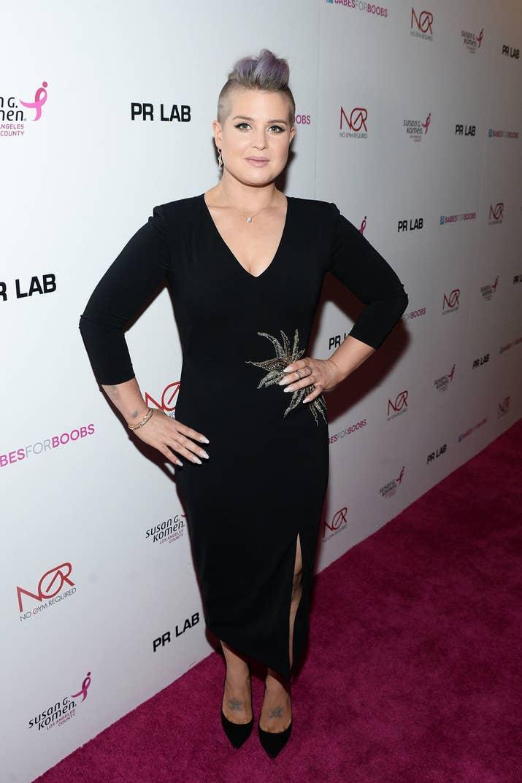 Nowadays Kelly Osbourne Is Pretty Damn Stylish