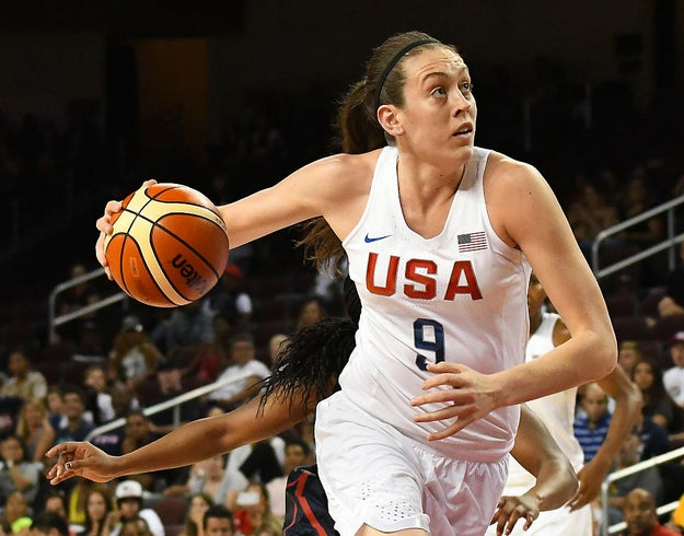 The youngest player on the team, Breanna Stewart, wasn't even born the last time the U.S. lost.