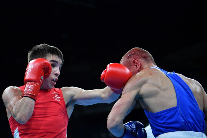 This Boxer Gave The Finger To The Olympic Judges After His ...