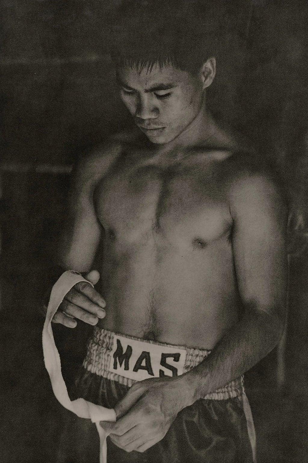 マレーシアのボクシング選手ジャウェイト。