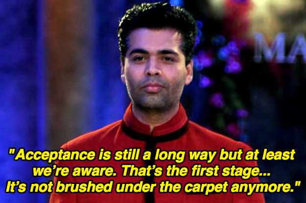 In a recent interview with Filmfare, Johar opened up about not being apologetic for making the movie: