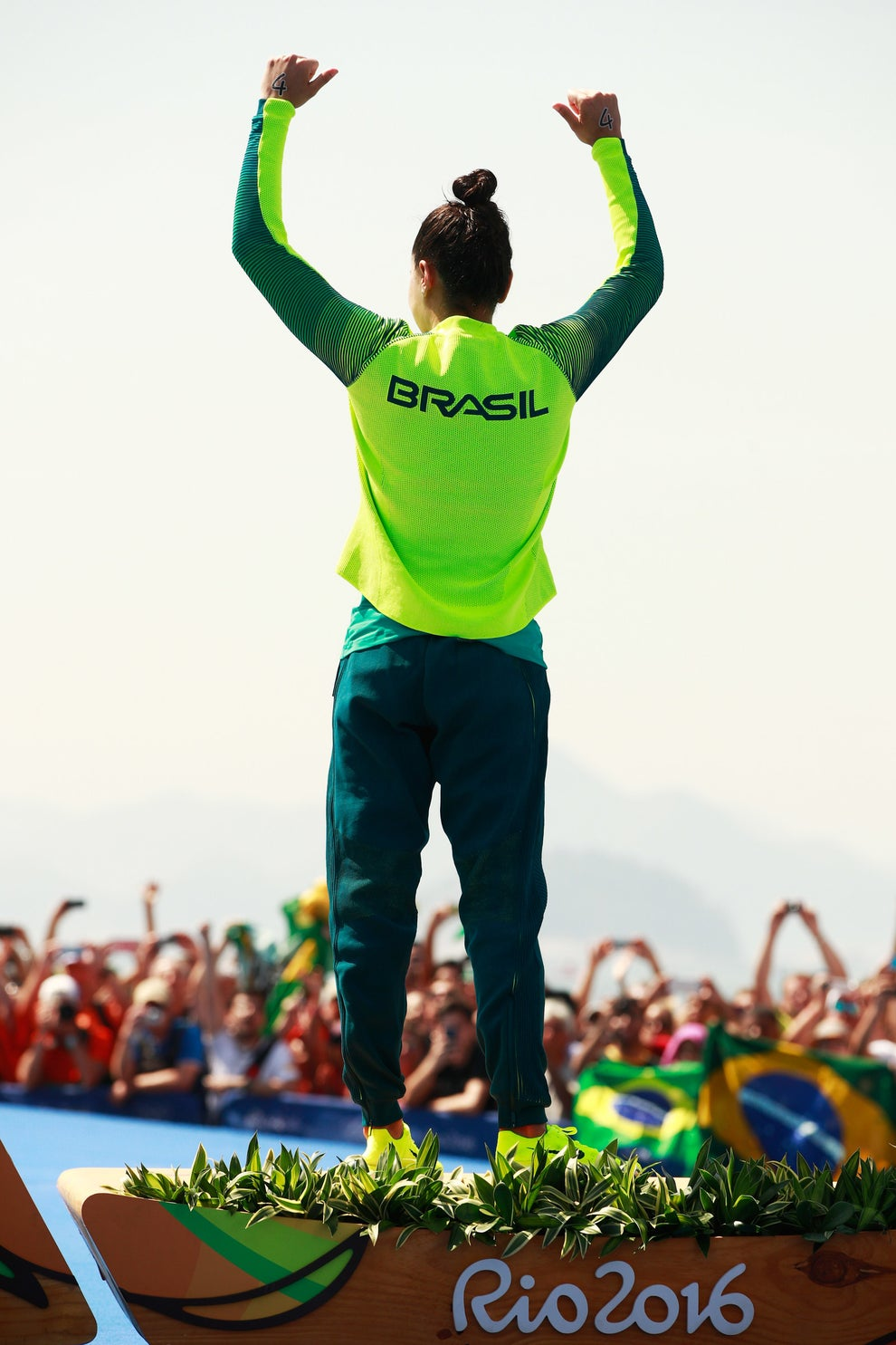 Aqui é Brasil.