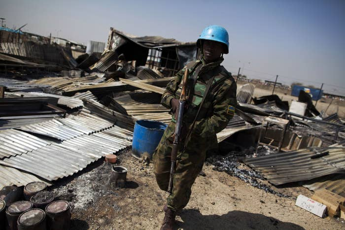 "Officials at the UN said the investigation began on or after July 14. That was when Stephane Dujarric, Ban's spokesman, announced that the UN Mission in South Sudan (UNMISS) had received reports about attacks, including sexual assault, against staff of national and international organizations. ""The Mission is looking into these incidents, including its own response,"" Dujarric's statement said.An official with the Department of Peacekeeping Operations (DPKO), which oversees UNMISS, said ""looking into these incidents"" in this case means launching a preliminary investigation. But she was unable to confirm that investigation's start date, its end date, or the date on which its preliminary findings were communicated to the secretary-general before his announcement on Tuesday.She confirmed that the final report is expected to be received this week, after which Ban will appoint a special independent panel whose own final report will be made public. There is as of yet no time frame for that report."