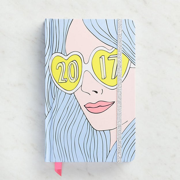 A planner to help you keep track of the millions of things you'll have to remember to do each week.
