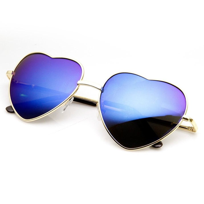 """I get more compliments on these sunglasses than anything else I have ever worn in public. Best $10 investment ever."" —Jeri Blumenthal Stuart, FacebookGet it from Amazon for $9.99."