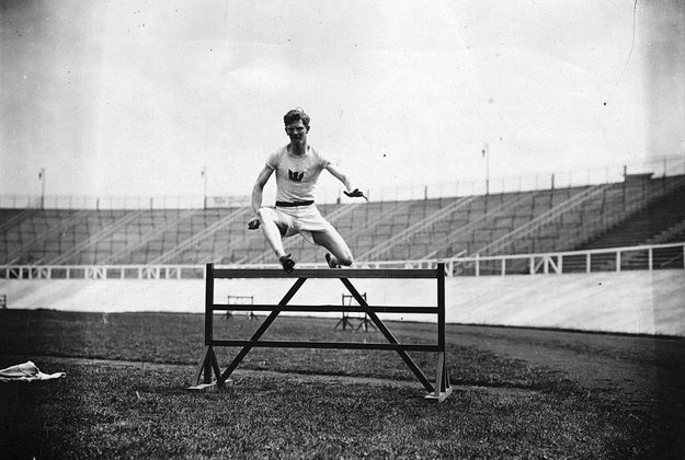 Hurdles in the past.