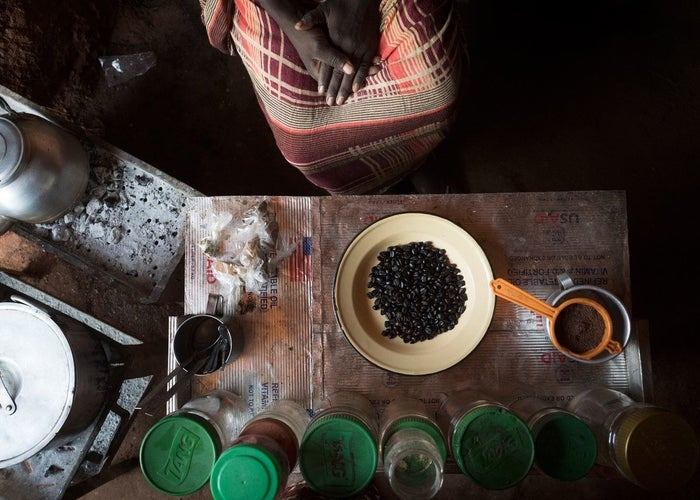 """Sandra Zhao goes inside the women-owned restaurants of Yida, South Sudan's largest — and most tenuous — refugee settlement. """"Rosa began selling tea and coffee under a tree in a corner of the camp, but the money didn't go far enough. So she opened the restaurant."""" Read it at Eater."""