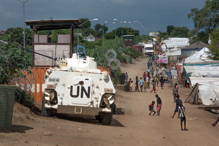 A report Monday said UN failed to respond despite calls for help from humanitarian workers who were raped and beaten in South Sudan.