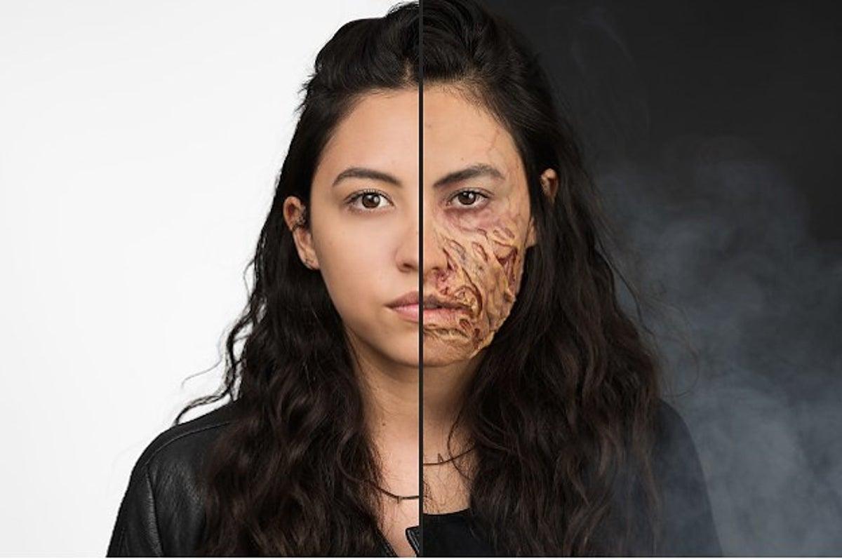 An Academy Award Winning Makeup Artist