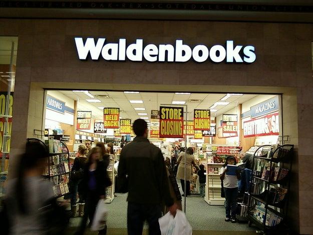 Waldenbooks: 1933–2011