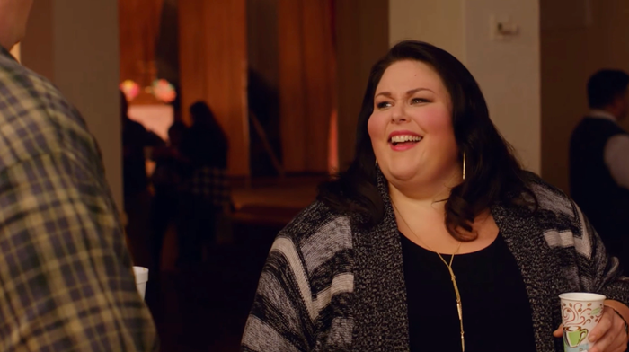 Chrissy Metz on This Is Us.