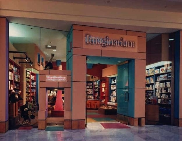 Imaginarium: ?–1999 (when it was acquired by Toys 'R' Us)