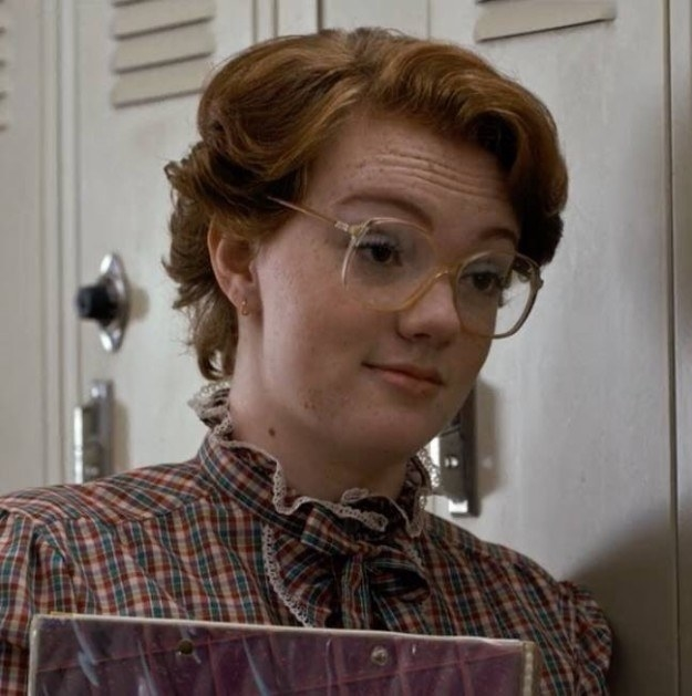 If you've watched Stranger Things then you already know the icon that is Barb. 👑
