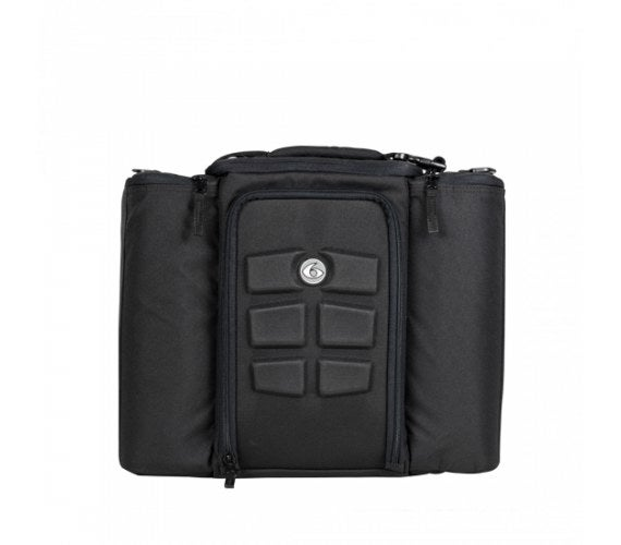 If you are a serious athlete, then eating right is just as important as training hard. The iconic Meal Management Bag from 6 Pack Fitness enables athletes and fitness enthusiasts to carry and organize their meals in this innovative, insulated bag so that they can focus on training and eating well.
