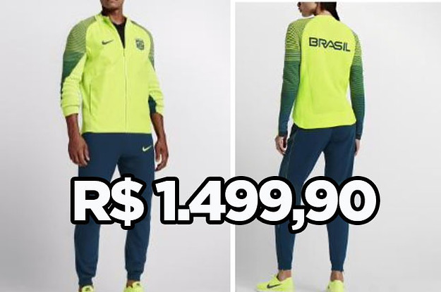 09fa11e024029 As pessoas estão doidas com o preço da jaqueta oficial da Olimpíada