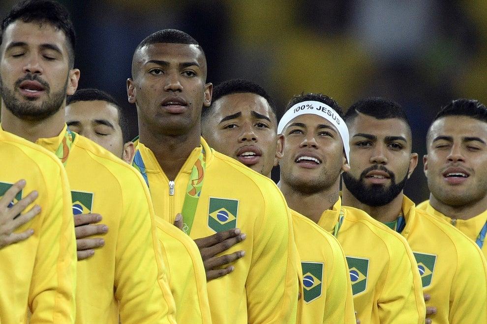Mais uma medalha de ouro para o Brasil.
