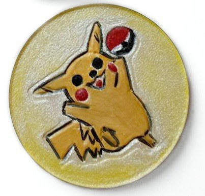 How do you feel about Pikachu being smeared all over your face?