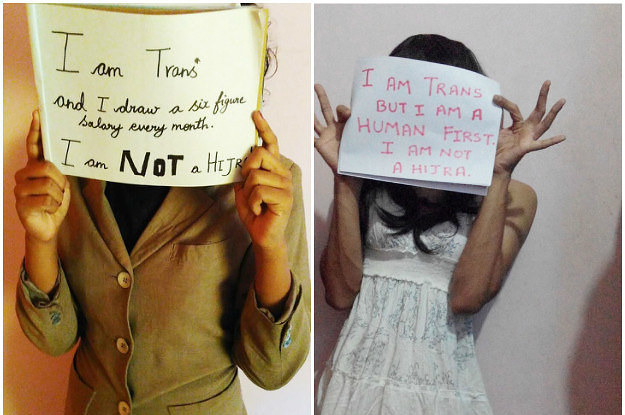 This Transgender Group Does Not Want You To Think They Are Hijras