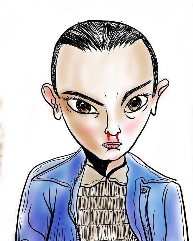 Eleven: la musa.
