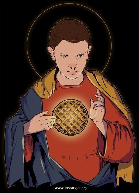 Nuestra señora de Eleven.