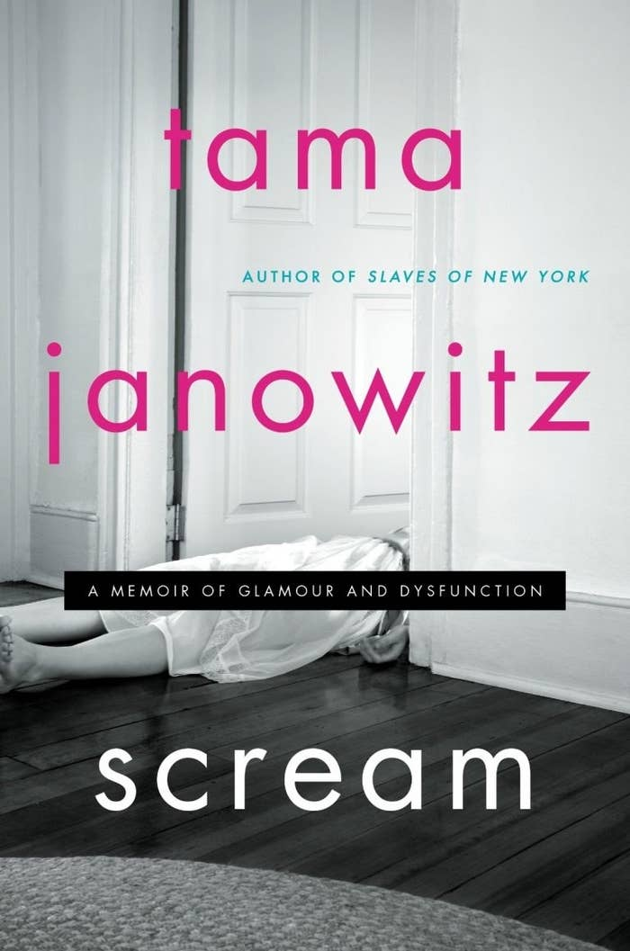 Tama Janowitz was at the center of the growing quirky literary world of New York City when her own literary dreams were finally coming true. Janowitz recounts her life of fame and fortune, but with a critical eye on her own life as she looks upon all she struggled with, especially with her family. Scream is a memoir filled with deeply personal characters and a uniquely scorching insight her life.
