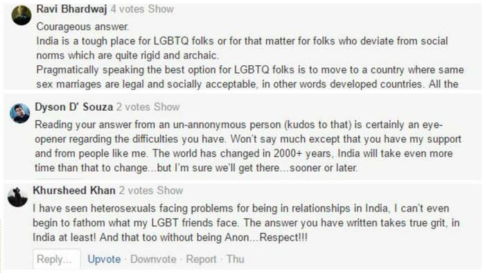 This Woman's Quora Answer About Being Lesbian In India Is Resonating