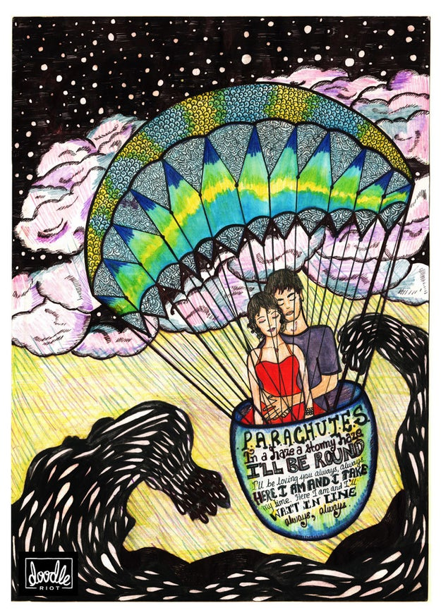 """Parachutes"""