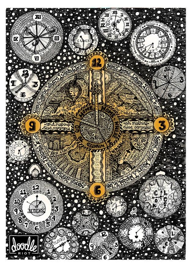 """Clocks"""