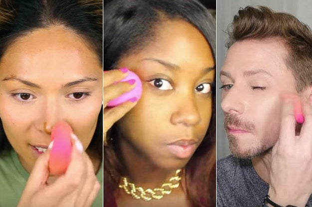 Beautyblenders are like the Steve Buscemi of beauty videos on YouTube. They make an appearance in countless videos and they make everyone look better. But would anyone really notice if the production company saved money on a cheaper actor for the role? Probably not.