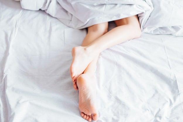No importa cómo esté el clima afuera, nunca va a compararse a la temperatura perfecta que hay dentro de tus sábanas.