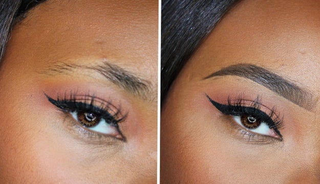 17 Eyebrow Transformations That Prove There's No Such Thing As Impossible