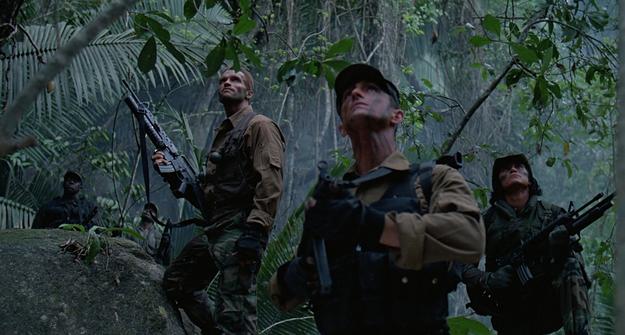 Depredador, 1987