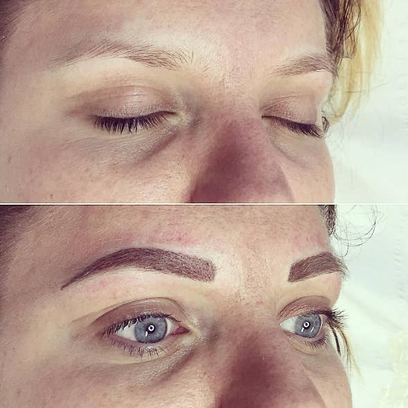 17 Eyebrow Transformations That Prove Theres No Such Thing As