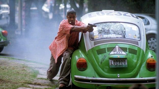 Hombre en llamas, 2004