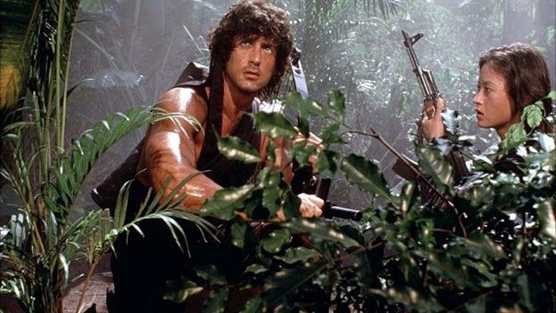 Rambo: First Blood Part II, 1985