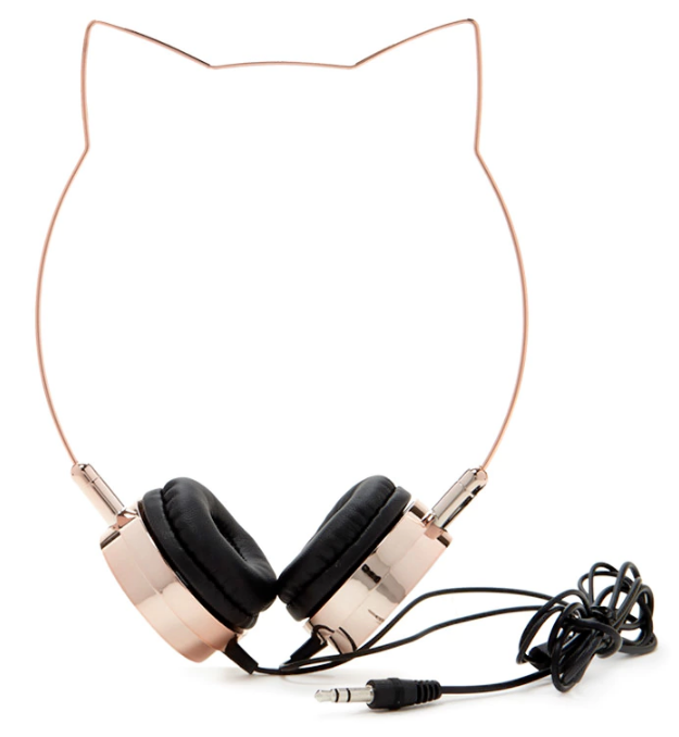 Buzzfeed Cat Ear Headphones