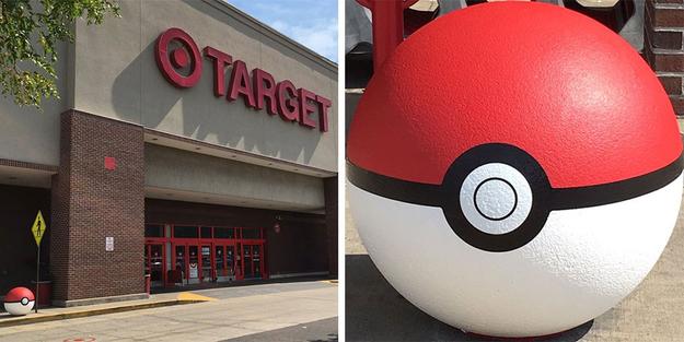 Target Pokeball