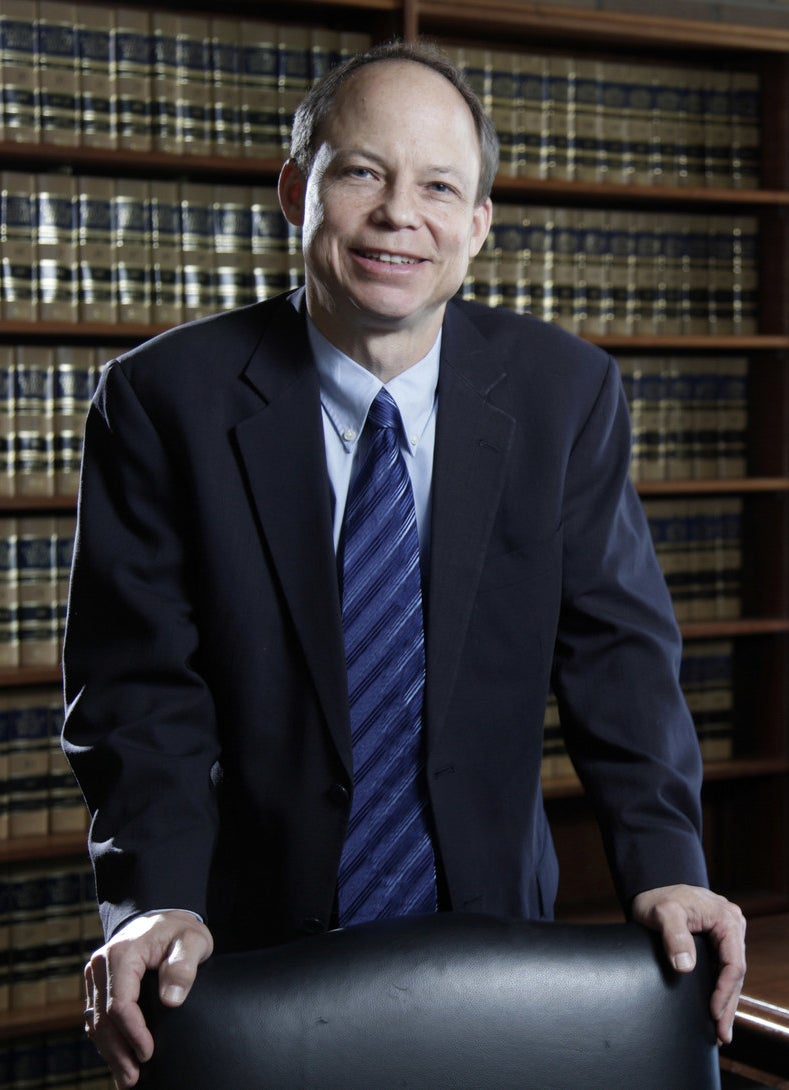 Santa Clara County Superior Court Judge Aaron Persky on June 27, 2011.